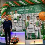 Дзюдоист из Краматорска завоевал бронзу на Всеукраинском турнире