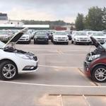 Беспроводные зарядники для электромобилей появятся уже в этом году