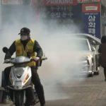 В Южной Корее стремительный рост заражения коронавирусом: 571 за сутки