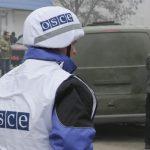 Представители СММ ОБСЕ зафиксировали более 90 ограничений свободы передвижений
