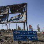67,2% украинцев считают войну на Донбассе самой важной проблемой страны