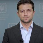 В Борисполе женщина накричала на Зеленского: видео