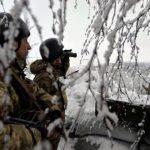 Боевики 9 раз нарушили режим тишины 17 февраля, — штаб ООС
