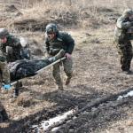 Боевики 12 раз обстреляли позиции ВСУ из запрещенного оружия, — штаб ООС