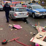 Во время карнавала в Германии водитель въехал в толпу людей: пострадали более 60 человек