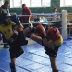 На Луганщине прошел областной чемпионат по кикбоксингу