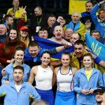Украина вышла в плей-офф Кубка Федерации, обыграв Эстонию