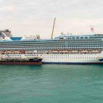 20 украинцев находятся на заблокированном из-за коронавируса круизном лайнере