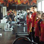 В Станице Луганской открыли современный тренажерный зал