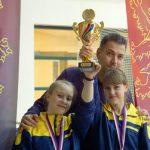 Теннисистки Луганской области взяли «бронзу» по настольному теннису в Чехии