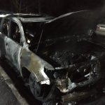 Ночной пожар уничтожил Toyota Land Cruiser — подозревают поджог