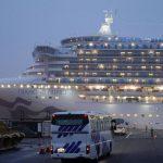 40 эвакуированных американцев с круизного лайнера в Японии инфицированы коронавирусом