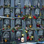Сегодня в Украине чествуют память Героев Небесной Сотни