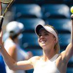 Свитолина разгромила австралийку Сандерс и вышла четвертьфинал турнира WTA в Таиланде