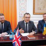 Украина и Великобритания начали переговоры о безвизе