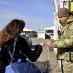 Ситуация на КПВВ Донбасса в воскресенье 2 февраля