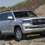 Toyota Land Cruiser получил юбилейную спецверсию