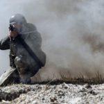 Сутки в ООС: боевики 8  раз нарушили режим прекращения огня, есть раненый