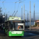 Троллейбус №47 временно ходить не будет