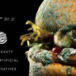 Burger King выпустил рекламу с заплесневелым бургером, чтобы показать его натуральность