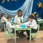 В Бахмуте прошел турнир по шашкам среди дошкольников