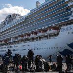 На лайнере в Японии количество больных коронавирусом возросло до 61 человека