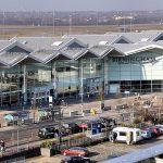 В Великобритании на территории аэропорта организуют временный морг