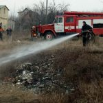 В Харьковской области от поджога сухой травы пострадали три жилых дома