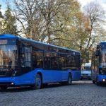 В Ужгороде временно остановят работу общественного транспорта