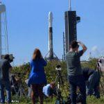 SpaceX прервала запуск ракеты Falcon 9 в последнюю секунду