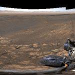 Марсоход NASA сделал самую подробную панораму «красной планеты»