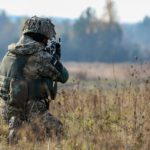 Минобороны: С начала суток боевики уже выпустили по ВСУ 56 мин