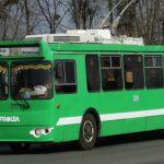 Троллейбусы №7 и 46 в пятницу не будут ходить часть дня