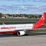 Лицензию на перелеты украинской авиакомпании Atlasjet Ukraine аннулировали