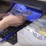 Курс доллара в обменных пунктах за день подскочил на 1,5 гривны