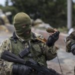 В Авдеевке бывший боевик НВФ «Восток» сдался полицейским