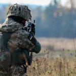 Боевики 6 раз обстреляли позиции ВСУ, дважды — в районе разведения сил