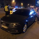 На проспекте Науки пьяный водитель Mercedes устроил тройное ДТП (фото)