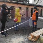Норвежский совет по делам беженцев восстанавливает поврежденное обстрелами жилье на Донбассе