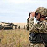 Штаб ООС: Боевики 8 раз нарушили режим тишины из запрещенного оружия