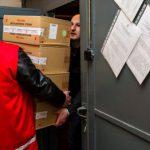 Красный Крест направил в ОРДЛО гуманитарную помощь