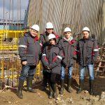 Студенты ДонНТУ в рамках конкурса инженерных проектов посетили «Шахтоуправление «Покровское»