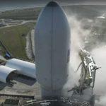 SpaceX отменила запуск 60 спутников в момент старта