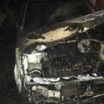 Полиция Харькова открыла уголовное дело из-за сгоревшего ВАЗа