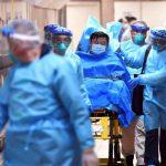 11 из 14 временных больниц для инфицированных коронавирусом в Ухане закрыли