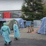 В Швеции военные разворачивают полевой «коронавирусный» госпиталь