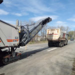 В Станице Луганской приступили к ремонту дорог в рамках «Большого строительства»