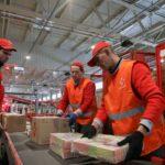 «Новая почта» доставила партию посылок весом 4 тонны из Китая с помощью поезда