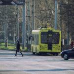 В Краматорске заработал общественный транспорт, но с ограничениями