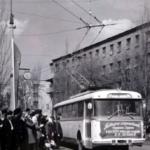 50 лет назад в Мариуполе появился первый троллейбус: история развития